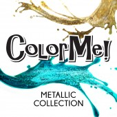 ColorMe! - Polish - Gel Metallic Collection