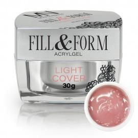 AcrylGel Fill & Form Gel Light Cover-30g