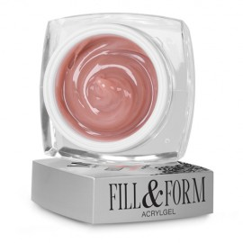 AcrylGel Fill & Form Gel Light  Cover-Gel - 4g