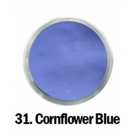 Acril Paint  - no.31. - Cornflower Blue