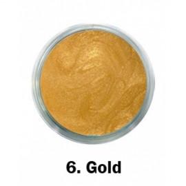 Acril Paint - no.06. - Gold