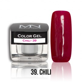 Color Gel - no.39. - Chili
