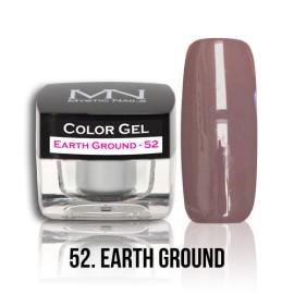 Color Gel - no.52. - Earth Ground