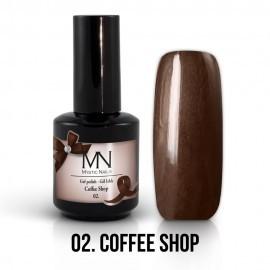 Gel Polish 02  - Coffee Shop 12ml