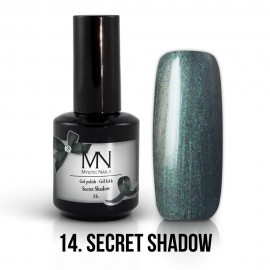 Gel Polish 14 - Secret Shadow 12 ml