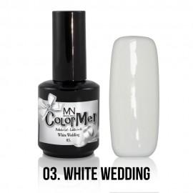 ColorMe! no.03. - White Wedding 12 ml