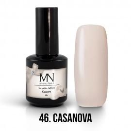 Gel Polish 46 - Casanova 12 ml