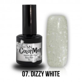ColorMe! Dizzy no.07. - Dizzy White 8 ml