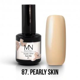 Gel Polish 87 - Pearly Skin 12ml