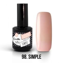 ColorMe! 98 - Simple 12ml Gel Polish