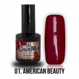 ColorMe! 01 - American Beauty 12ml Gel Polish