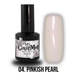 Gel Polish 04 - Pinkish Pearl 8 ml
