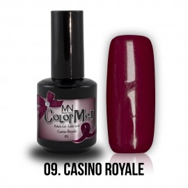 ColorMe! no.09. - Casino Royale 12 ml