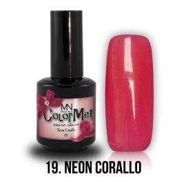 ColorMe! no.19. - Neon Corallo 12 ml