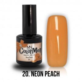Gel Polish 20 - Neon Peach 8 ml