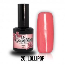 ColorMe! 25 - Lollipop 12ml Gel Polish