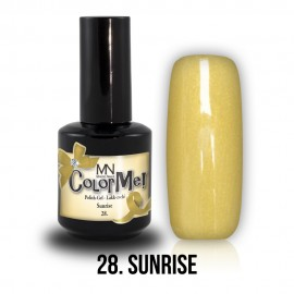 Gel Polish 28 - Sunrise 8 ml