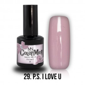 ColorMe! 29 - PS I love U 12ml Gel Polish
