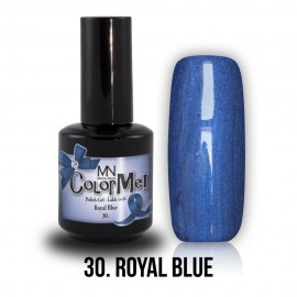 ColorMe! 30 - Royal Blue 12ml Gel Polish