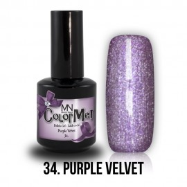 ColorMe! 34 - Purple Velvet 12ml Gel Polish
