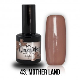 ColorMe! 43 - Mother Land 12ml Gel Polish