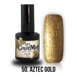ColorMe! 50 - Aztec Gold 12ml Gel Polish