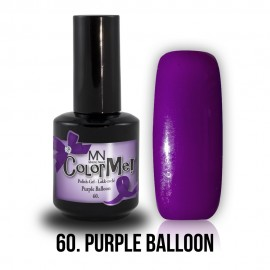 ColorMe! 60 - Purple Balloon 12ml Gel Polish