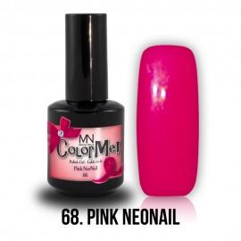 ColorMe! 68 - Pink NeoNail 12ml Gel Polish