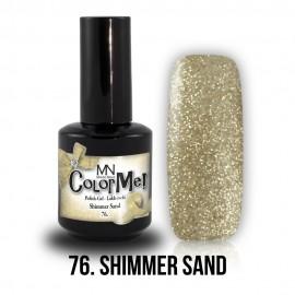 ColorMe! 76 - Shimmer Sand 12ml Gel Polish
