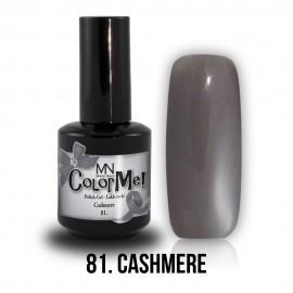 ColorMe! no.81. - Cashmere 12 ml