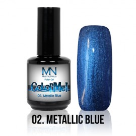 ColorMe! Metallic no.02. - Metallic Blue 8 ml
