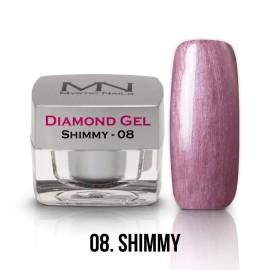 Diamond Gel - no.08. - Shimmy - 4g
