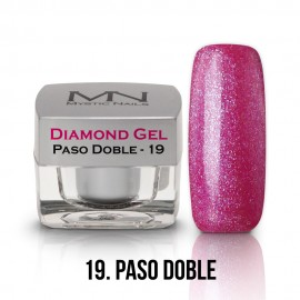 Diamond Gel - no.19. - Paso Doble - 4g