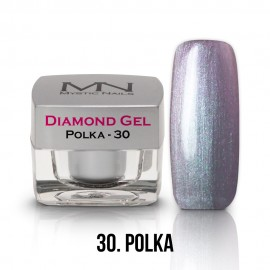 Diamond Gel - no.30. - Polka - 4g
