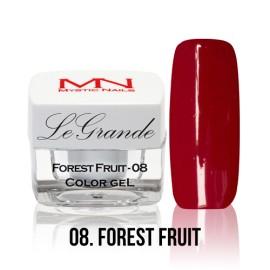LeGrande Color Gel - no.08. - Forest Fruit - 4 g