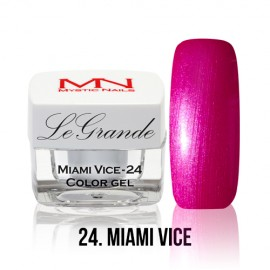 LeGrande Color Gel - no.24. - Miami Vice - 4 g