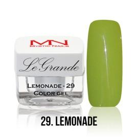 LeGrande Color Gel - no.29. - Lemonade - 4 g