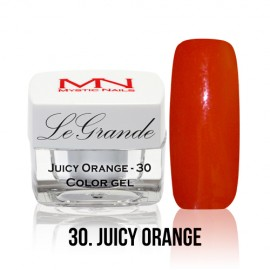 LeGrande Color Gel - no.30. - Juicy Orange - 4 g