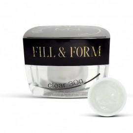AcrylGel Fill & Form Gel Clear-30g