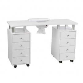 WK Manicure Double Nail / Manicure table