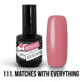 ColorMe! 111 - Matches With Everything 12ml Gel Polish