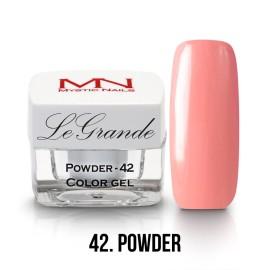 LeGrande Color Gel - no.42 - Powder - 4g
