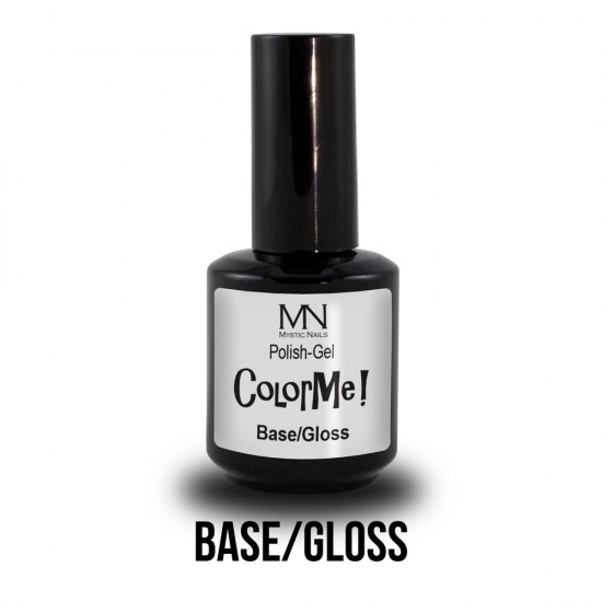 ColorMe! - Base/Gloss 12ml Gel Polish
