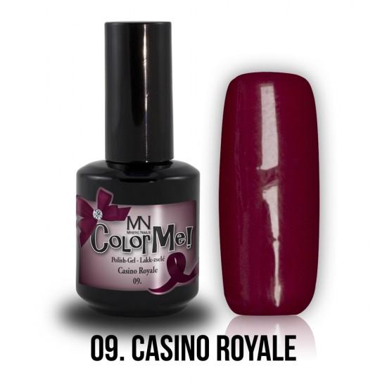ColorMe! 09 - Casino Royale 12ml Gel Polish