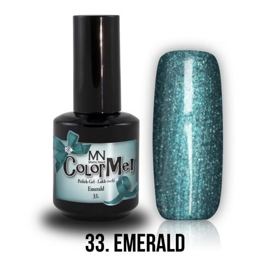 ColorMe! 33 - Emerald 12ml Gel Polish