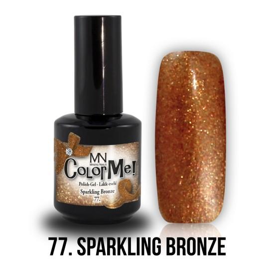 ColorMe! no.77. - Sparkling Bronze 12 ml