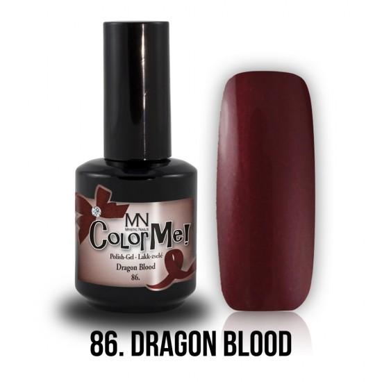 ColorMe! 86 - Dragon Blood 12ml Gel Polish