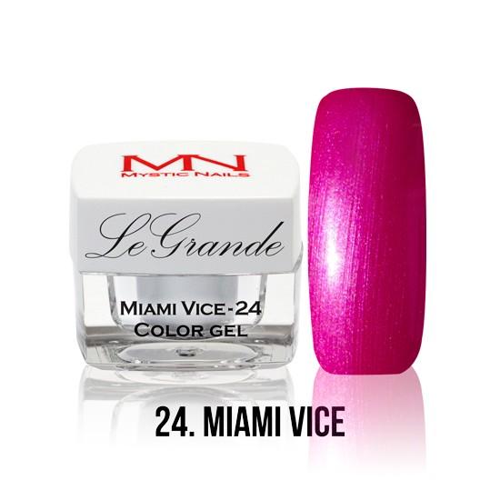 LeGrande Color Gel - no.24. - Miami Vice - 4 g