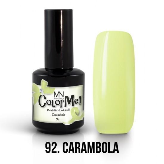 ColorMe! 92 - Carambola 12ml Gel Polish
