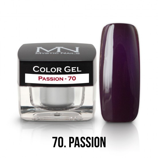 Color Gel - no.70. - Passion
